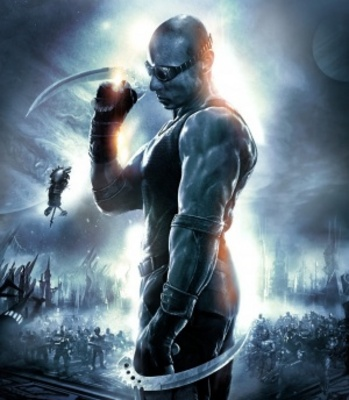 Riddick movie poster (2013) poster MOV_040b440a