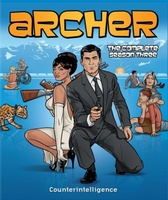 Archer movie poster (2009) picture MOV_040c39fe