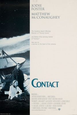 Contact movie poster (1997) poster MOV_040e697a