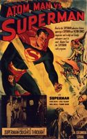 Atom Man Vs. Superman movie poster (1950) picture MOV_04101bfd