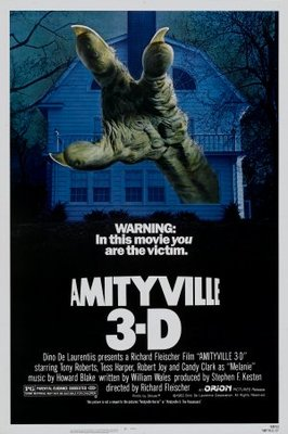 Amityville 3-D movie poster (1983) poster MOV_04146357
