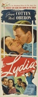 Lydia movie poster (1941) picture MOV_04156b9a