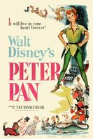 Peter Pan movie poster (1953) picture MOV_04162aa0