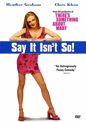 Say It Isn't So movie poster (2001) poster MOV_0423f31f