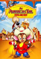 An American Tail: Fievel Goes West movie poster (1991) picture MOV_0424a69a