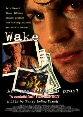 Wake movie poster (2003) poster MOV_04273b63