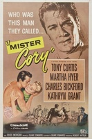 Mister Cory movie poster (1957) picture MOV_042a052c