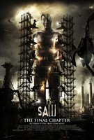 Saw 3D movie poster (2010) picture MOV_d3776568