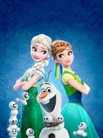 Frozen movie poster (2013) picture MOV_90afa0b2