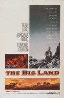 The Big Land movie poster (1957) picture MOV_043e5dbc