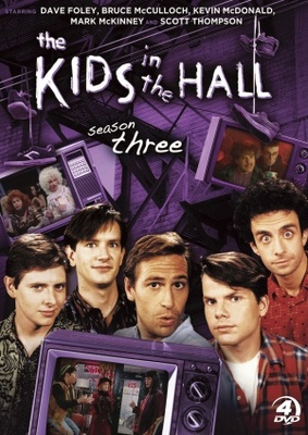 The Kids in the Hall movie poster (1988) poster MOV_044577c4