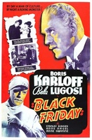Black Friday movie poster (1940) picture MOV_565f805a