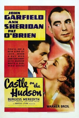 Castle on the Hudson movie poster (1940) poster MOV_0446fa85