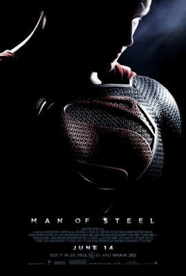 Man of Steel movie poster (2013) poster MOV_044f7df3