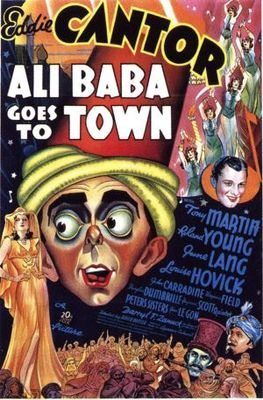Ali Baba Goes to Town movie poster (1937) poster MOV_0457e222