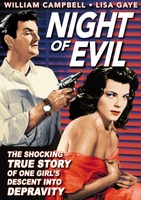 Night of Evil movie poster (1962) picture MOV_04587470