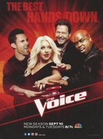 The Voice movie poster (2011) picture MOV_045e53cd