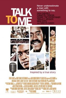 Talk to Me movie poster (2007) poster MOV_045fd951