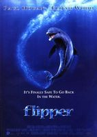 Flipper movie poster (1996) picture MOV_0461a49e