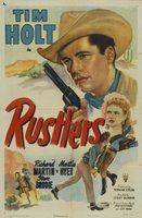 Rustlers movie poster (1949) picture MOV_0467190d