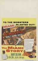 The Miami Story movie poster (1954) picture MOV_046f044b