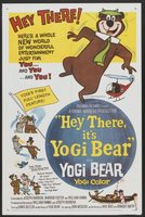Hey There, It's Yogi Bear movie poster (1964) picture MOV_046f9905