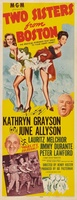 Two Sisters from Boston movie poster (1946) picture MOV_99935574
