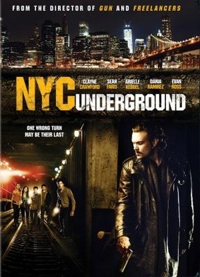 N.Y.C. Underground movie poster (2013) poster MOV_047219e3