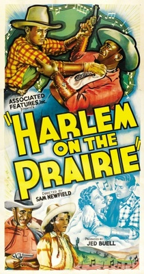 Harlem on the Prairie movie poster (1937) poster MOV_0477b842