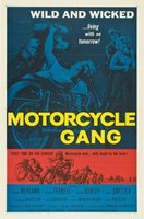Motorcycle Gang movie poster (1957) picture MOV_047fd11e
