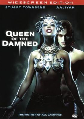 Queen Of The Damned movie poster (2002) poster MOV_048ac715