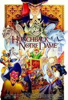 The Hunchback of Notre Dame movie poster (1996) picture MOV_048d6737
