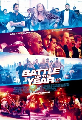 Battle of the Year: The Dream Team movie poster (2013) poster MOV_0490e489