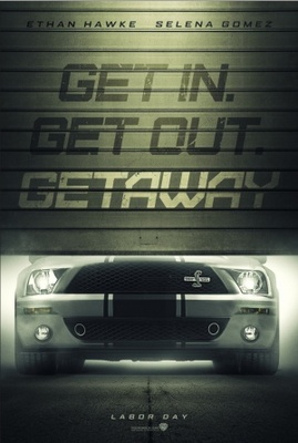 Getaway movie poster (2013) poster MOV_04916e25