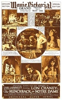 The Hunchback of Notre Dame movie poster (1923) picture MOV_049708fc