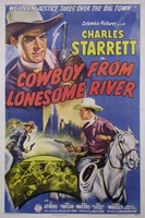 Cowboy from Lonesome River movie poster (1944) picture MOV_0497dd9b