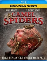 Camel Spiders movie poster (2011) picture MOV_049f1f35