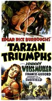 Tarzan Triumphs movie poster (1943) picture MOV_04a01b7e