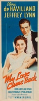My Love Came Back movie poster (1940) picture MOV_04a319fa