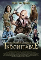 The Dragonphoenix Chronicles: Indomitable movie poster (2013) picture MOV_04ac9bd0
