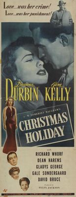 Christmas Holiday movie poster (1944) poster MOV_04b29e68