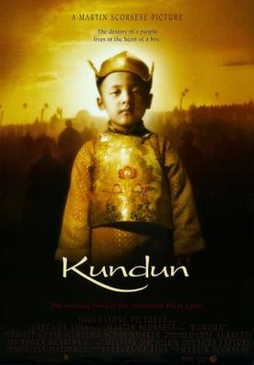 Kundun movie poster (1997) poster MOV_04bc1c81