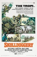 Skullduggery movie poster (1970) picture MOV_04bec287