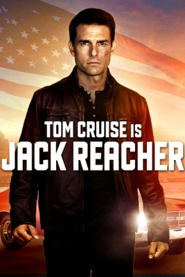 Jack Reacher movie poster (2012) poster MOV_04beee48