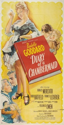 The Diary of a Chambermaid movie poster (1946) poster MOV_04c2b706