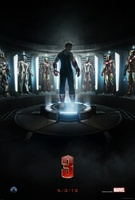 Iron Man 3 movie poster (2013) picture MOV_04cb6f58