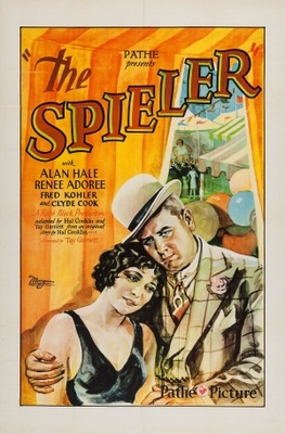 The Spieler movie poster (1928) poster MOV_04d54713