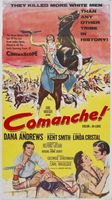 Comanche movie poster (1956) picture MOV_23254d07
