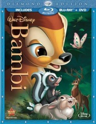 Bambi movie poster (1942) poster MOV_04debb6c