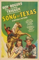 Song of Texas movie poster (1943) picture MOV_04e76524